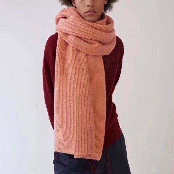Acne studios Knitting scarf NWT Authentic
